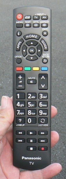 how to set up clean remote to panasonic