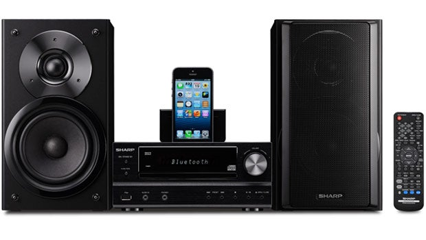 Sharp XLHF202 Hifi Stereo System