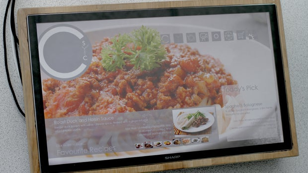 Chop-Syc - the interactive chopping board