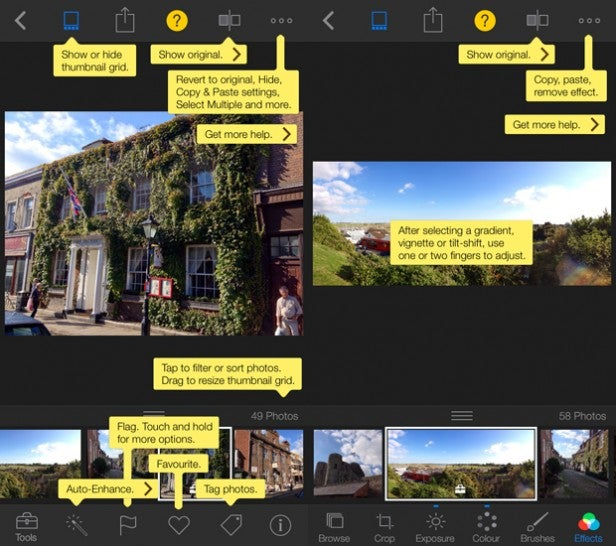 how to get albums from ipad to iphoto