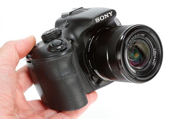 Sony A3000 16