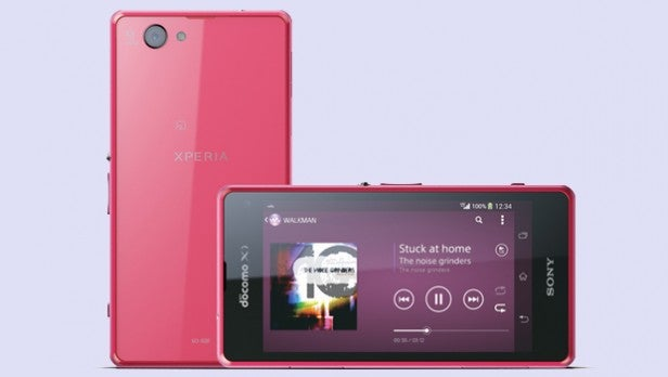 Sony announces Xperia Z1f as 4 3-inch Z1 | Trusted Reviews