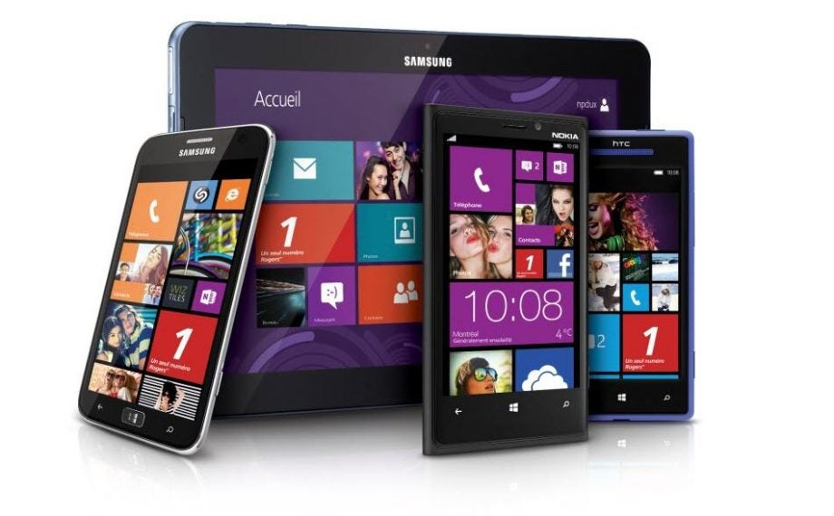 Windows mobile family