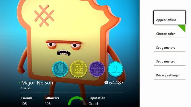 Xbox One Friends App