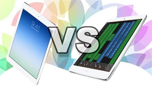 iPad mini 2 Retina vs iPad Air   Trusted Reviews