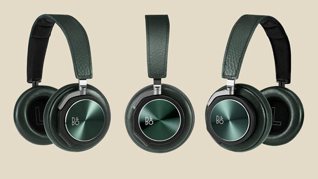 Bang & Olufsen's BeoPlayH6 headphones
