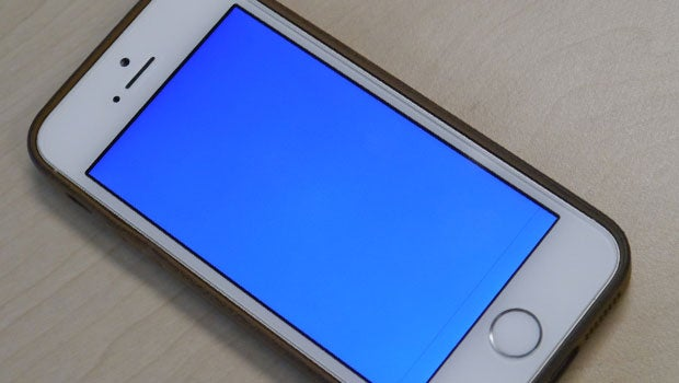 iPhone 5S and the BSOD