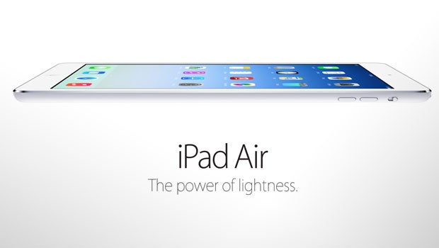 Apple iPad Launch – the new iPad Air design is what matters most   Trusted Reviews