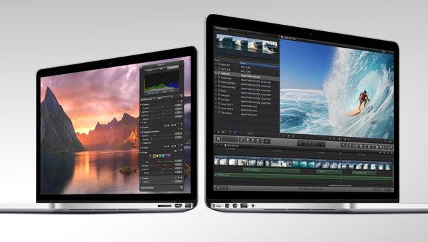 MacBook Pro versus
