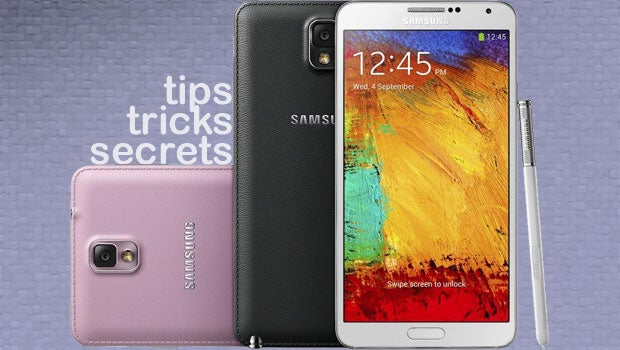 Galaxy Note 3 tips and tricks | Trusted Reviews