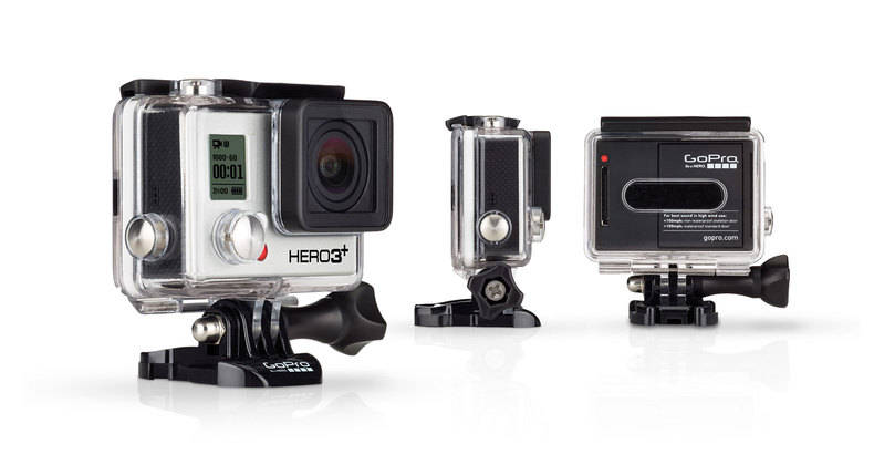 Gopro hero3+ black edition review & rating | pcmag. Com.