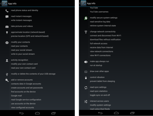 uninstall google play services update