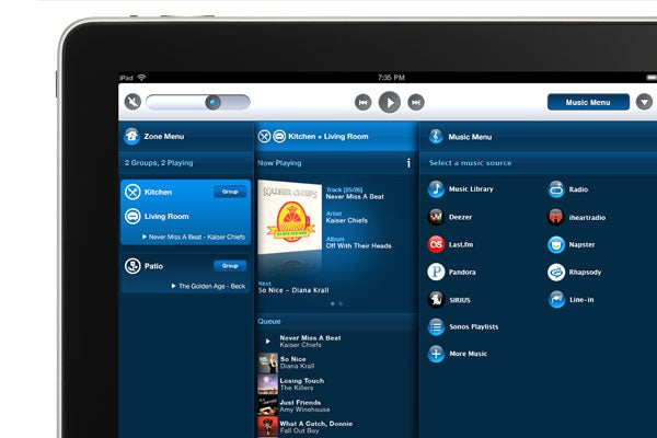 how to play spotify on sonos