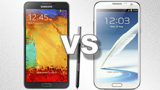 Samsung Galaxy Note 3 vs Note 2 | Trusted Reviews