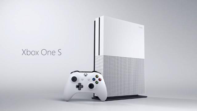 Xbox One S explained