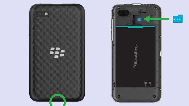 BlackBerry C-series leak