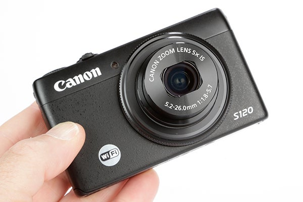 Canon S120 Review Trusted Reviews