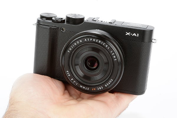 Fujifilm X A1 Review Trusted Reviews