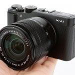 Fujifilm X-A1 16