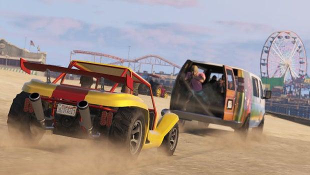 GTA 5 Beach Bum Pack DLC teaser