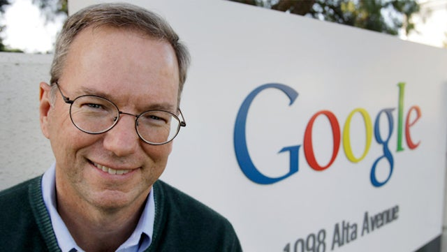 Google's Eric Schmidt writes guide on switching from iPhone to Android | Trusted Reviews
