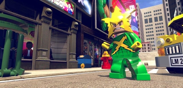 Lego Marvel Super Heroes Review Trusted Reviews