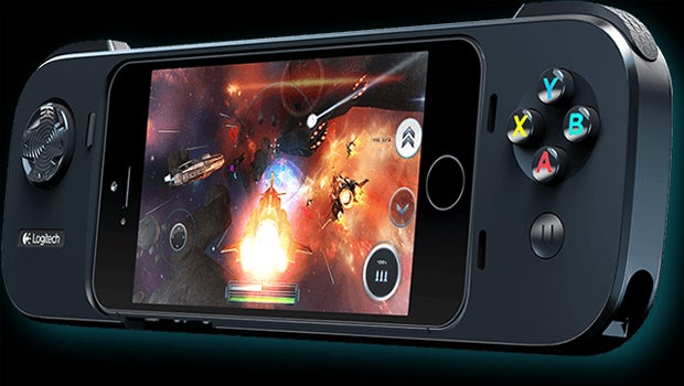 iphone game controller logitech powershell made for iphone ios 7 11884