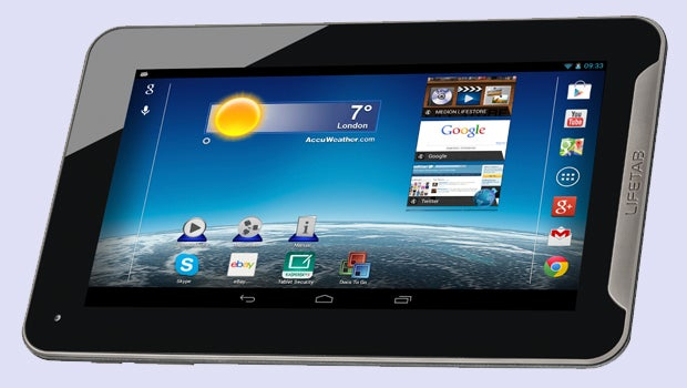 Medion Lifetab E7310 - the Asda tablet