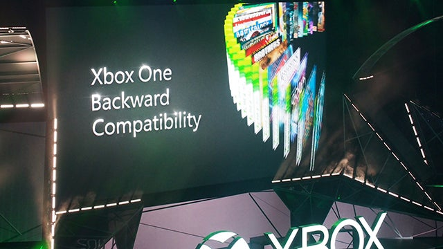 Xbox One backwards compatibility confirmed by Microsoft