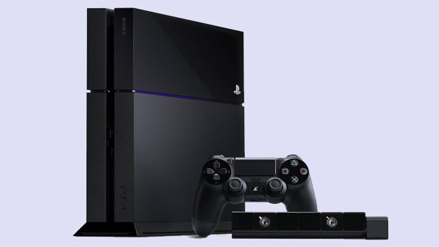 PS4, Dualshock 4 and the PlayStation Camera