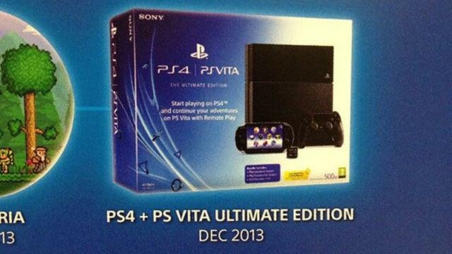 PS4 Ultimate Edition bundle