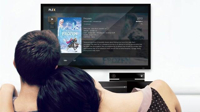 Plex for Xbox