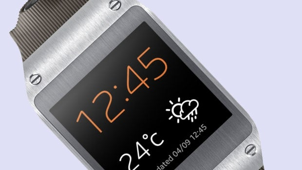 Samsung Galaxy Gear update brings app notifications to your wrist | Trusted Reviews