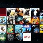 Xbox One UI 7