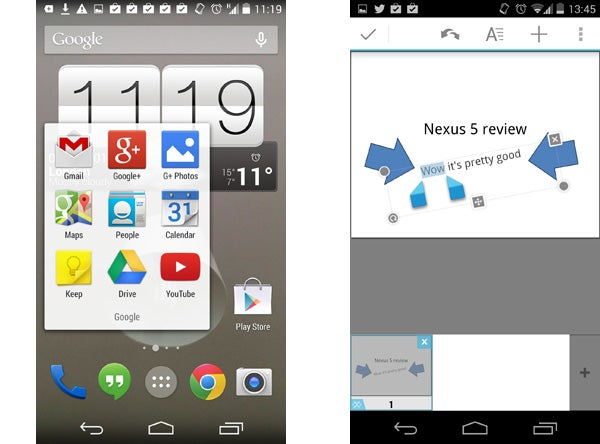 android apps for nexus 5