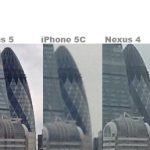 Nexus 5 comparison