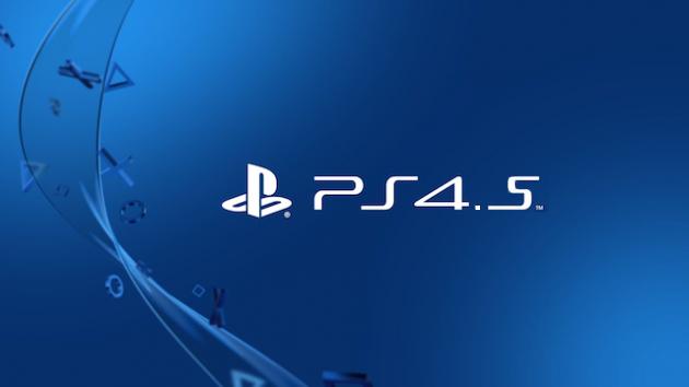 PS4.5 logo mockup