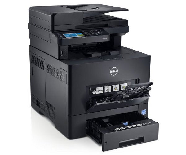 Dell C2665dnf - Trays