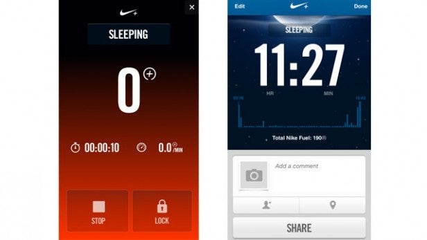 Fuelband app 5