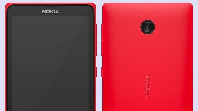 Nokia 'Normandy' Android smartphone