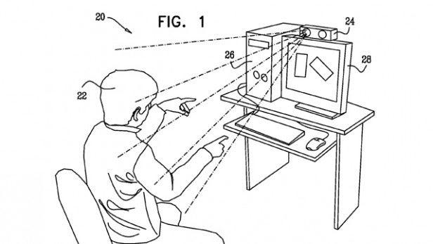 Apple PrimeSense patent