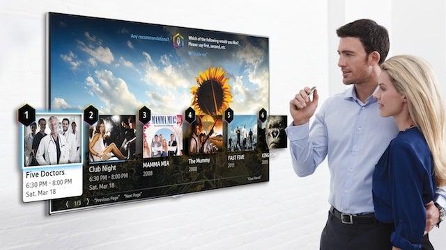 Samsung TV 2014