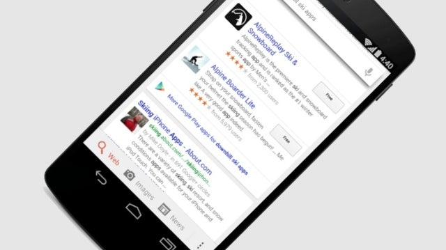 Google Search Apps