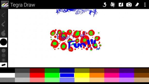 Tegra Note 7 screenshots 9