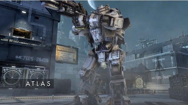 Titanfall: Atlas titan class