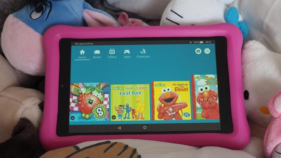 Amazon Fire Hd 8 Kids Edition Review Trusted Reviews