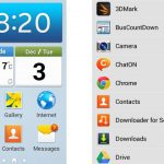 Galaxy Ace 3 UI 2