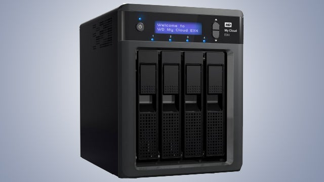 Ex4 >> Western Digital My Cloud Ex4 Review Trusted Reviews