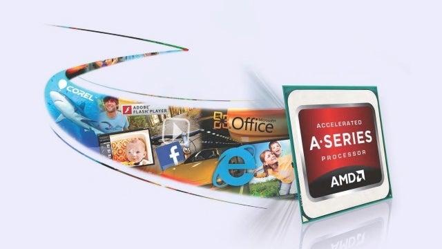 AMD A-Series 2014 Kaveri