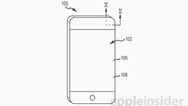 Apple sapphire iPhone patent